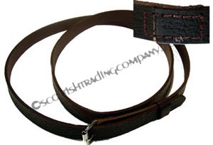 XL Brown Sporran Strap
