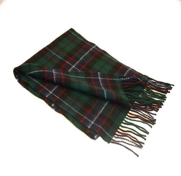 Mitchell Clan Tartan Scarf - Click Image to Close