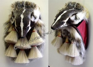 Military Badger Sporran