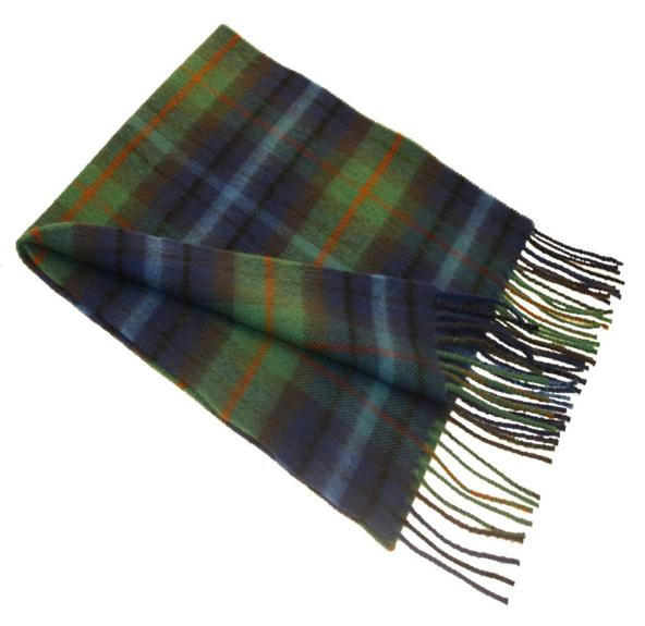 New York City Tartan Scarf