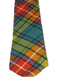 Buchanan Clan Ancient Tartan Tie