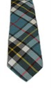 Thompson Clan Blue Tartan Tie