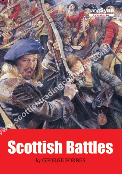 Scottish Battles Book