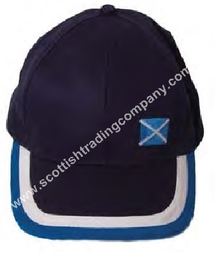 Scotland Embroidered Flag Baseball Hat
