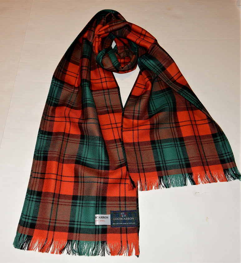 Stewart of Atholl Ancient Tartan Scarf