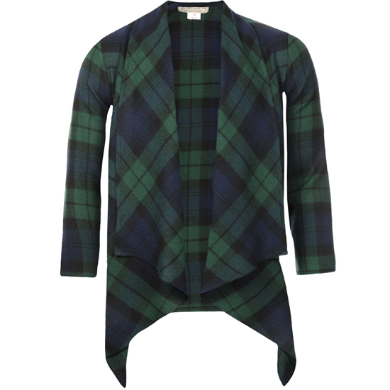 Black Watch Tartan Kerry Jacket
