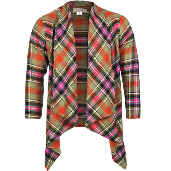 Bruce of Kinnaird Tartan Kerry Jacket